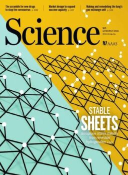 Science – 12 March 2021