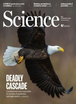 Science – 26 March 2021
