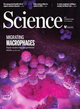 Science – 5 March 2021