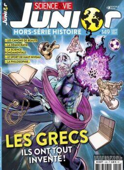 Science & Vie Junior – Hors-Serie – Septembre 2021