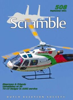 Scramble Magazine – Issue 508 – September 2021