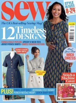 Sew – October 2021