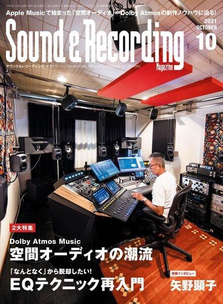 Sound & Recording – 2021-08-01 Cover