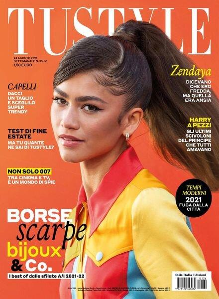 Sweden Rock Magazine – 24 augusti 2021 Cover