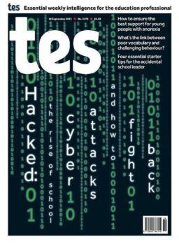 TES Magazine – 10 September 2021