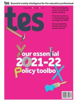 TES Magazine – 27 August 2021