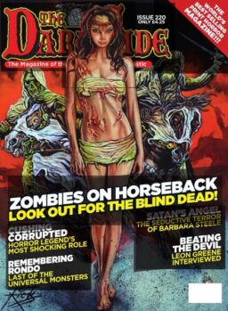 The Darkside – Issue 220 – August 2021