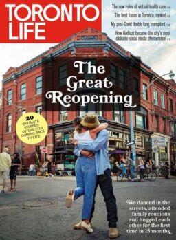 Toronto Life – September 2021