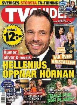 TV-Guiden – 24 augusti 2021