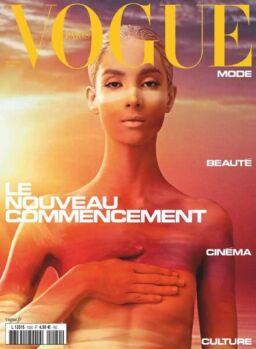 Vogue Paris – septembre 2021