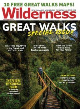 Wilderness – September 2021