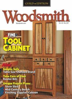 Woodsmith – October 2021