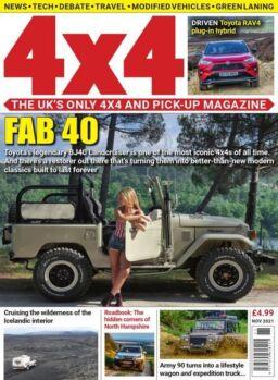 4×4 Magazine UK – November 2021