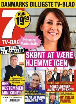 7 TV-Dage – 04. oktober 2021