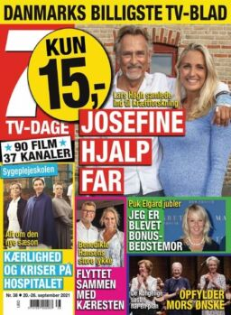 7 TV-Dage – 20. september 2021