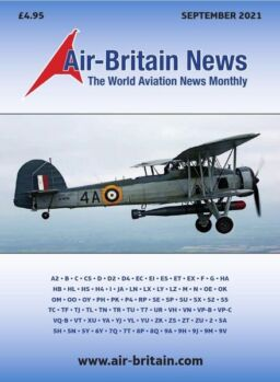 Air-Britain News – September 2021