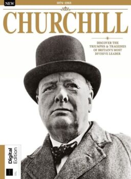 All About History Book of Churchill – September 2021