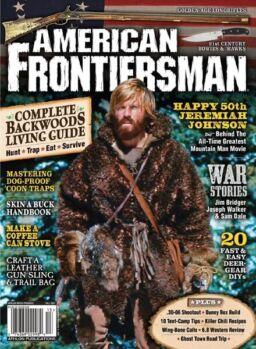 American Frontiersman – September 2021