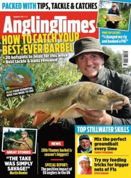 Angling Times – 14 September 2021
