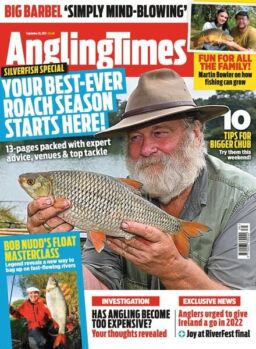 Angling Times – 28 September 2021