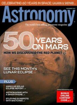 Astronomy – November 2021