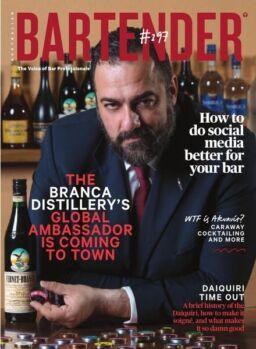 Australian Bartender – April 2017
