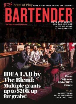 Australian Bartender – September 2020