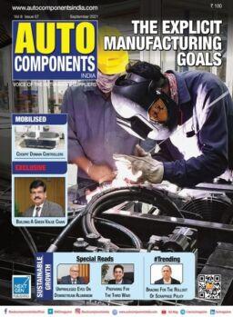 Auto Components India – October 2021