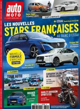 Auto Moto France – Octobre 2021