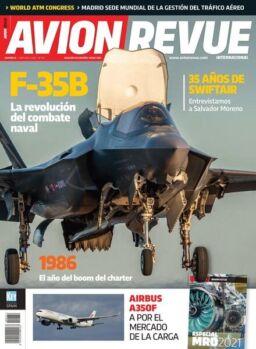 Avion Revue Internacional – 24 septiembre 2021