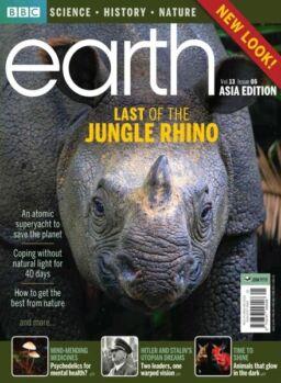 BBC Earth Singapore – September-October 2021
