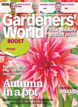 BBC Gardeners' World – October 2021