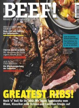 Beef! Germany – September-Oktober 2021