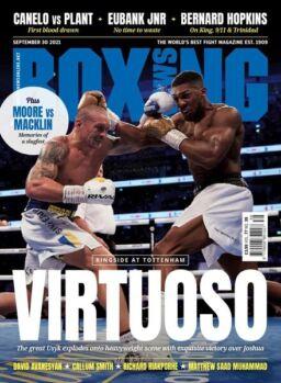 Boxing News – September 30, 2021