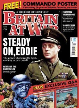 Britain at War – Issue 174 – October 2021