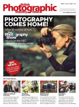 British Photographic Industry News – September-Ocober 2021