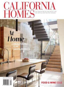 California Homes – September-October 2021