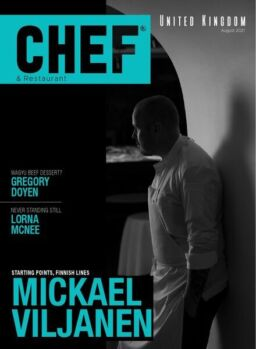 Chef & Restaurant UK – August 2021