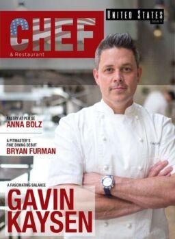 Chef & Restaurant USA – Issue 11 – 28 July 2021