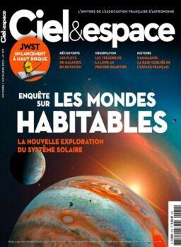 Ciel & Espace – Octobre-Novembre 2021
