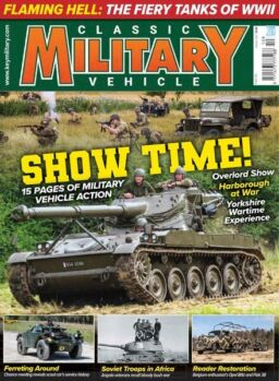 Classic Military Vehicle – Issue 245 – October 2021