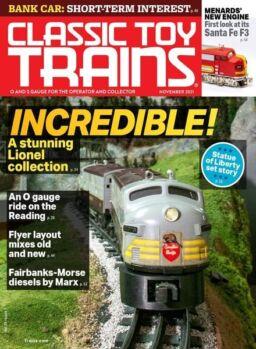 Classic Toy Trains – November 2021