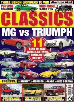 Classics Monthly – November 2021