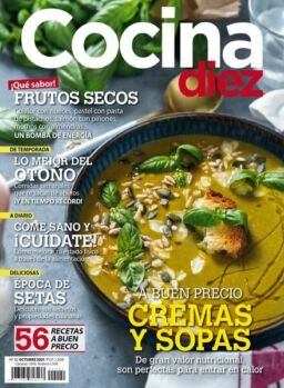 Cocina Diez – octubre 2021