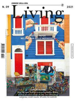 Corriere della Sera Living – settembre 2021
