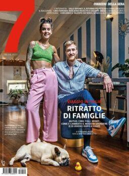 Corriere della Sera Sette – 01 ottobre 2021
