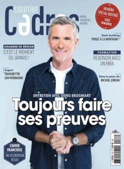 Courrier Cadres & Dirigeants – Septembre-Octobre 2021