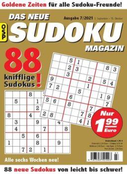 Das Neue Sudoku – Nr.7 2021