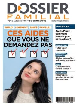 Dossier Familial – Octobre 2021