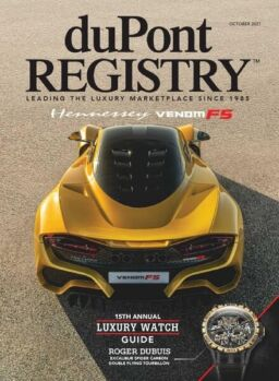 duPont Registry – October 2021